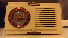 194748 GE Model 62 Radio Alarm Clock Tube by VINTAGERADIOSONLINE, $35.00