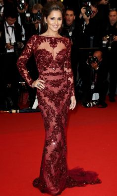 Cheryl Cole at Cannes Film Festival 2013