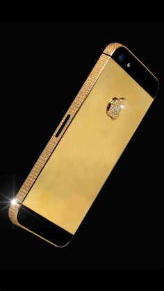 i phone in gold