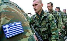 ΚΟΚΚΙΝΟΣ ΣΥΝΑΓΕΡΜΟΣ! Ανακλήθηκαν όλες οι άδειες του στρατού Hellenic Army, Greek Soldier, Greek Beauty, Military Jacket, Outdoor Blanket, Blog, Happy Family, Firearms, Google
