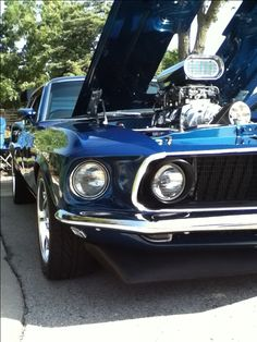 69' mustang...Brought to you by #House of #Insurance in #Eugene