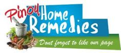 Pinoy Home Remedies