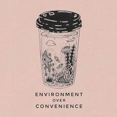 Environment over convenience. It's a killer of the environment, seriously. Easy now isn't easy forever, so let's make choices that think… Isn, Choices, Environment, Earth, Let It Be, How To Make, Instagram, Mother Goddess, World