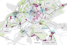 buur | bureau d'urbanisme | projets | Regionet Louvain