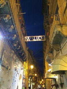 Via Cavour. Florence, Broadway Shows