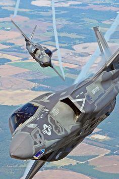 Lockheed Martin F-35 Lighning II Của không lực Mẽo More #jetfighter