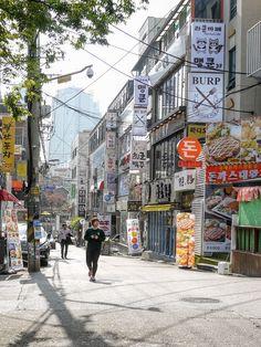 Hangyl - Koreański alfabet Kurs poświęcony nauczeniu się hangyla, koreańskiego alfabetu.  Sprawdz, przetestuj nic Cie to nie kosztuje, lekcje testowe sa darmowe.  Photo credits: unsplash
