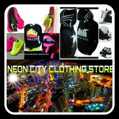 neoncityclothing.com place your order now!