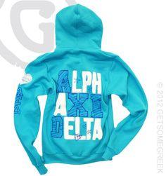 Alpha Xi Delta Jackets - Kaylor