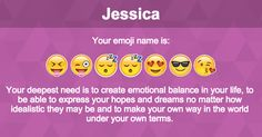 My Emoji Name - http://appso.me/node/575/result/55a1419046cd7