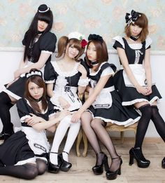BAND-MAID hi-res