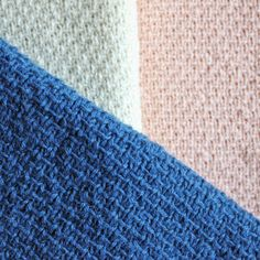 """TUSINDFRYD: Strikkeopskrift På Babytæppe - """"Tålmodighed"""". Danish Knit pattern for this lovely baby blanket!"""
