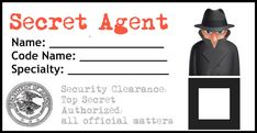 Have a kids birthday party coming up?  I've got an idea for you!  The secret agent themed birthday party is perfect for boys and girls of all ages.