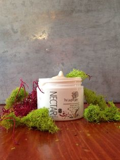 Our whipped Night Nectar Face Cream