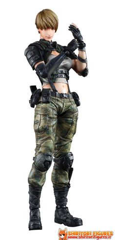 Appleseed Alpha Play Arts Kai Action Figure Deunan Knute 24 cm ( Square - Enix )