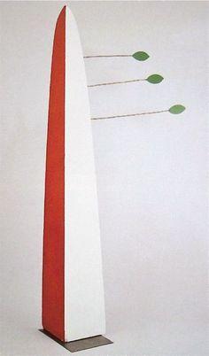 "Isamu Noguchi Sculpture from ""Dark Meadow"" 1945 Art Sculpture, Abstract Sculpture, Isamu Noguchi, Japanese American, Mid Century Art, Art Object, Art Plastique, American Artists, Terracotta"