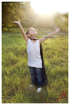 this is totally my little guy every day, love the sun in this shot!