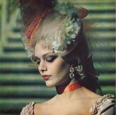 Tina Aumont as Henrietta  in Fellini's Casanova 1976