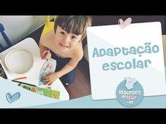 ADAPTAÇÃO ESCOLAR DO LEO - CONVERSA DE MÃE - Macetes de Mãe   YouTube