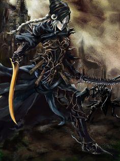 ciaran artorias | deviantART: More Like Dark Souls: Artorias by ~karniz