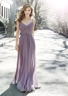 Bridesmaid Dress 5704 by Hayley Paige Occasions - Search our photo gallery for pictures of wedding bridesmaids by Hayley Paige Occasions. Find the perfect bridesmaid with recent Hayley Paige Occasions photos. Wisteria Bridesmaid Dresses, Wedding Bridesmaid Dresses, Bridesmade Dresses, Lavender Dresses, Bridesmaid Outfit, Dresses Dresses, Colorful Bridesmaid Dresses, Lavender Gown, Dress Prom