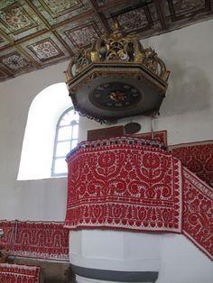 Kalotaszeg Reformed Church near Huedin