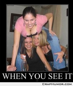 When You See It… ..