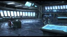 helicarrier interior - Google Search
