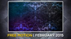 Free CMG Moving Background of the Month for February 2015.