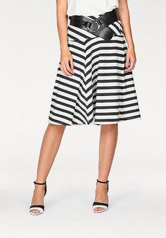 Sukně do A Bruno Banani Waist Skirt, Midi Skirt, High Waisted Skirt, Bruno Banani, Designer, Tops, Skirts, Style, Business
