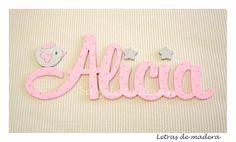 BABY DELICATESSEN: Tipos de letras