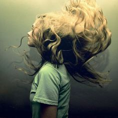 wind, water, breathing through these tresses