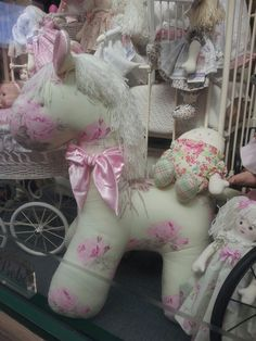 Pony at Blossomwood at 147 Upper Heidelberg Road #childrenswear #gifts #Ivanhoe #Melbourne