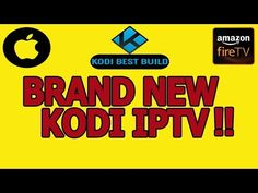 NEW KODI IPTV ADDON OCTOBER 2017 GET MORE THAN 7000 US AND UK CHANNELS FOR KODI KRYPTON 17.4 - YouTube
