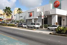 Duty Free shopping in Guam.