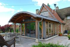 Image result for timber frame extension construction details