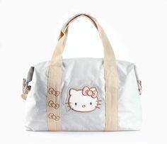 Hello Kitty Overnight Bag: Jet Set