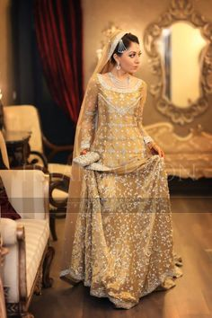 15 Elegant Pakistani Walima Dresses For Bridals Wear Lite Feel Comfort Find Out More—————— Latest Pakistani Designer Bridal Dresses 2017 Bridal Dresses 2017, Wedding Dresses For Girls, Party Wear Dresses, Event Dresses, Pakistani Wedding Outfits, Pakistani Bridal Wear, Pakistani Wedding Dresses, Pakistani Couture, Wedding Lehnga