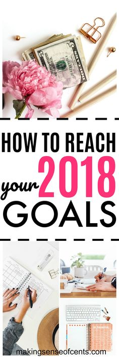 Find out how to reach your 2018 goals #2018 #goals