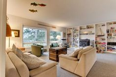 You may not find a better spot in Manzanita than this lovely Manzanita vacation rental! This bright and cheery four-bedroom house has a spacious downstairs area that's great for kids, with plenty of room to chill out with a movie, play foosball, or head into the garage for a game of ping pong. Read reviews from real guests.