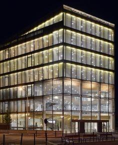 �cole de Formation des Barreaux de Paris - Architecte J.M Wilmotte
