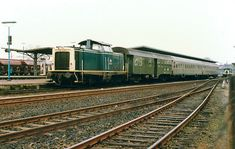 Electric Locomotive, Diesel Locomotive, Old And New, Vehicles, Image, Train, Germany, Railroad Pictures, Locomotive