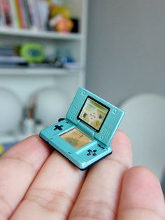 Mini DS by -Sebastian Vargas-, via Flickr