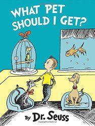 What Pet Should I Get Activities for Kindergarten or 1st Grade