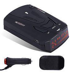 Alarm Systems & Security Dependable Radar Detector For Lamborghini Car Electronic Dog Early Warning Radar Mobile Speedometer Car Antiradar Electronics Radar Car Electronics