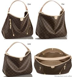 Image result for louis vuitton delightful bag pm