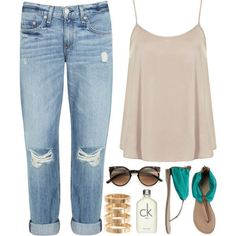 #34;1038. Simple Style#34; by chocolatepumma on Polyvore Clothes Casual Outift for  teens  movies  girls  women . summer  fall  spring  winter  outfit ideas  dates  school  parties Polyvore :) Catalina Christiano