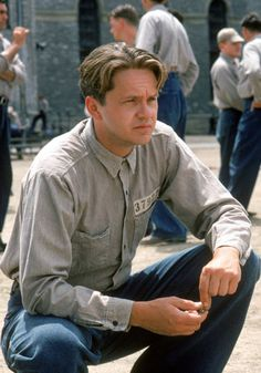 Shawshank Redemption (1994) Tim Robbins how could you be so obtuse?