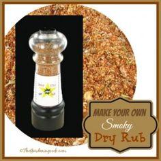 Make Your Own Smoky BBQ Dry Rub
