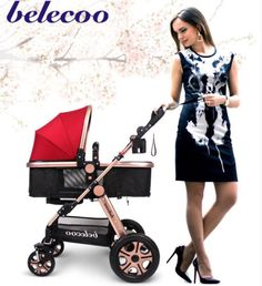 New-Elegant-Infant-Pushchair-Stokke-Baby-Carriage-Pram-Travel-Baby-Stroller